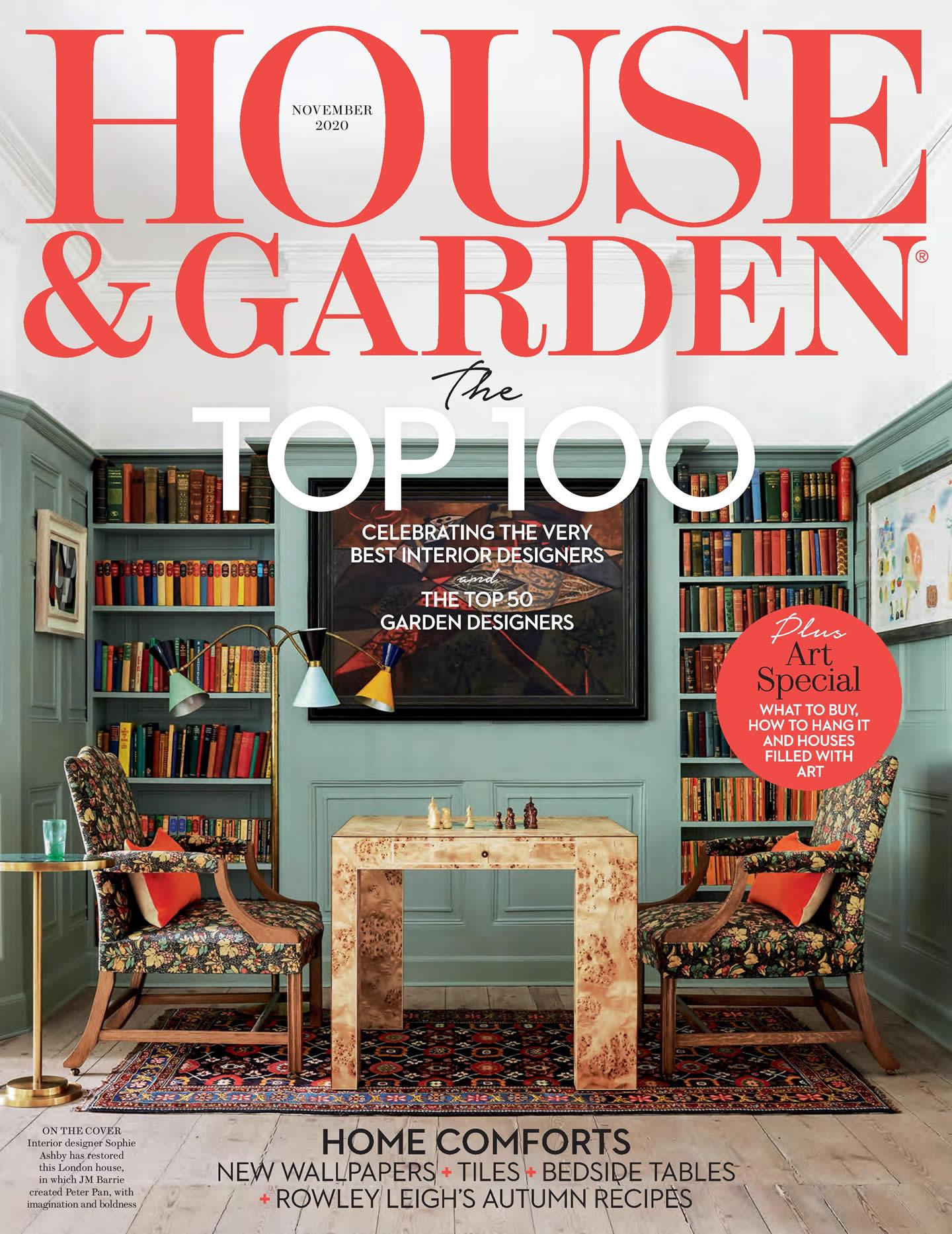 House and Garden, November 2020